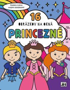 Obrázok 16 obrázkov na okná Princezné