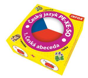 Obrázok Český jazyk PE-XE-SO 1. česká abeceda