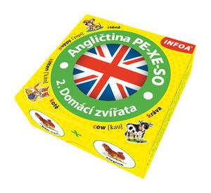 Obrázok Angličtina PE-XE-SO 2. Domácí zvířata