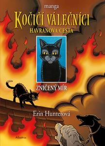 Obrázok Kočičí válečníci Havranova cesta (1)