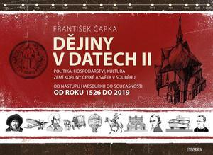 Obrázok Dějiny v datech II (Od roku 1526 do 2019)