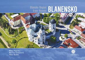 Obrázok Blanensko z nebe