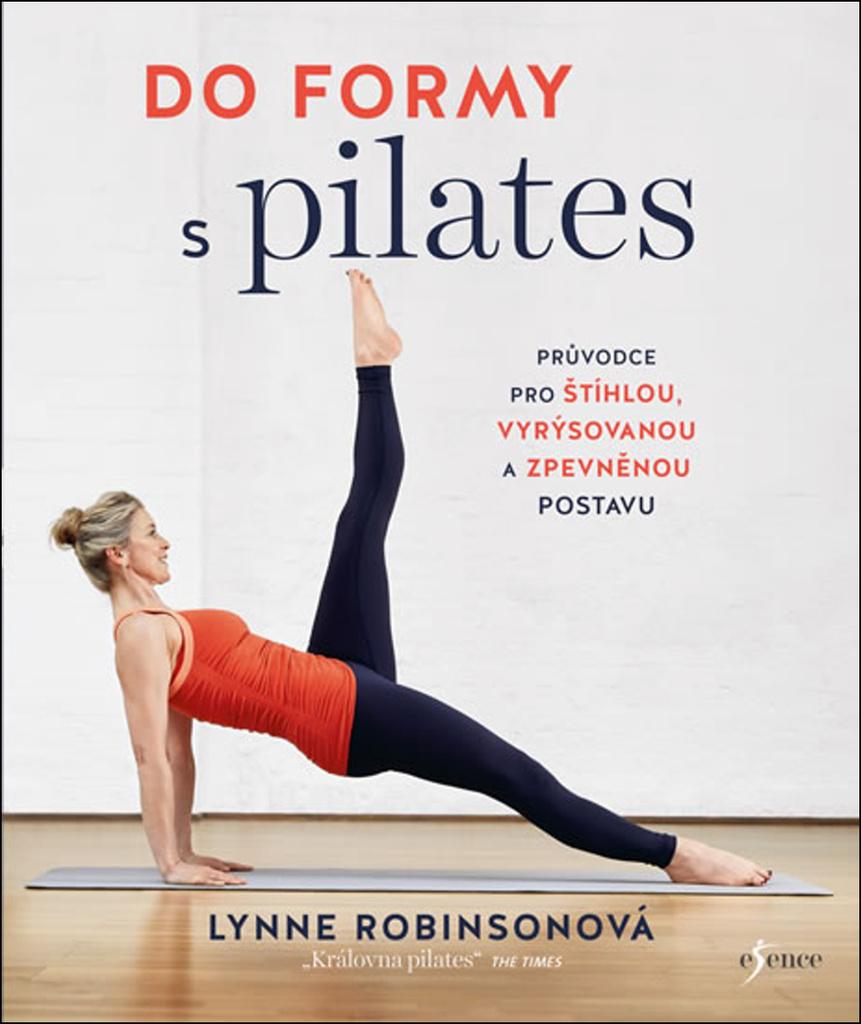 Do formy s pilates - Lynne Robinson