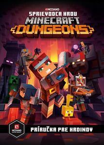Obrázok Minecraft Sprievodca hrou Dungeons
