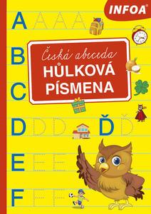 Obrázok Česká abeceda Hůlková písmena