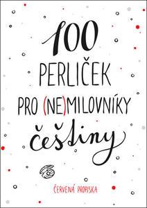 Obrázok 100 perliček pro (ne)milovníky češtiny