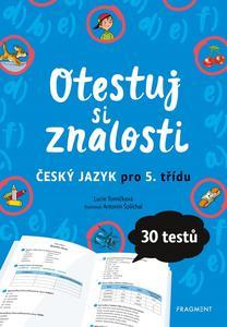 Obrázok Otestuj si znalosti Český jazyk pro 5. třídu