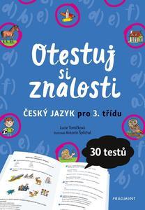 Obrázok Otestuj si znalosti Český jazyk pro 3. třídu