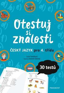 Obrázok Otestuj si znalosti Český jazyk pro 4. třídu