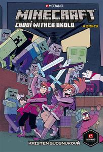 Obrázok Minecraft komiks Chodí Wither okolo (3)
