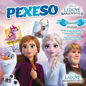Pexeso Ledové království II.