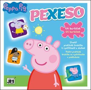 Obrázok Pexeso Peppa Pig