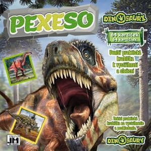 Obrázok Pexeso Dinosauři