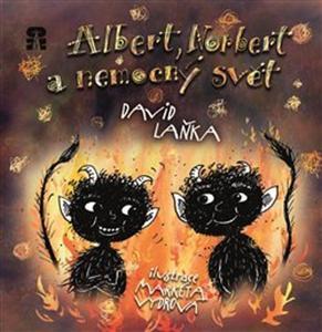 Obrázok Albert, Norbert a nemocný svět