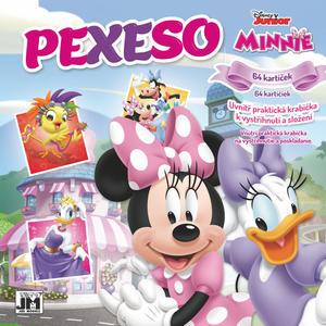 Obrázok Pexeso Minnie