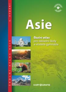 Asie Školní atlas pro základní školy a víceletá gymnázia