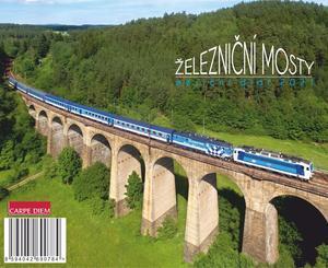 Obrázok Diář železničáře 2021