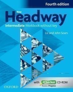 Obrázok New Headway Fourth Edition Intermediate Workbook Without Key