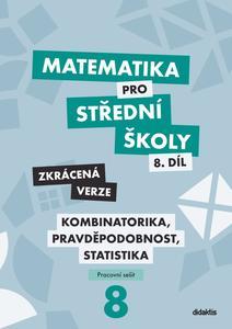 Obrázok Matematika pro střední školy 8.díl Zkrácená verze