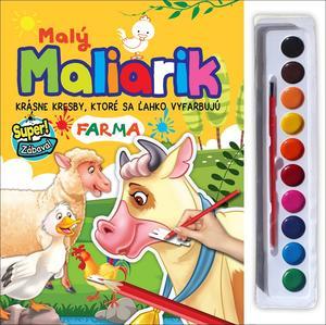 Obrázok Malý maliarik - farma