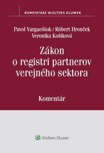 Obrázok Zákon o registri partnerov verejného sektora