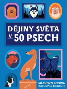 Obrázok Dějiny světa v 50 psech