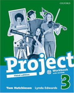 Obrázok Project the Third Edition 3 Workbook with CD-ROM (International English Version)