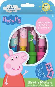 Obrázok Foukací fixy Peppa Pig