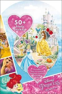 Obrázok Samolepková zábava Princezny