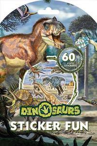 Obrázok Samolepková zábava Dinosaurs