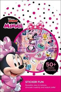 Obrázok Samolepková zábava Minnie