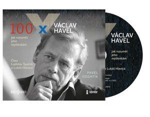 Obrázok 100 x Václav Havel