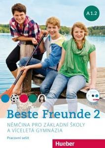 Obrázok Beste Freunde 2 (A1/2) pracovní sešit