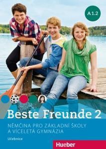 Obrázok Beste Freunde 2 (A1/2) Učebnice