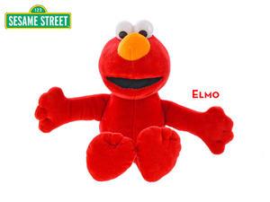Obrázok Sesame Street Elmo plyšový 25cm 12m+