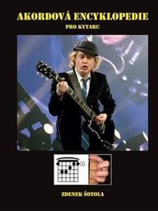 Obrázok Akordová encyklopedie pro kytaru