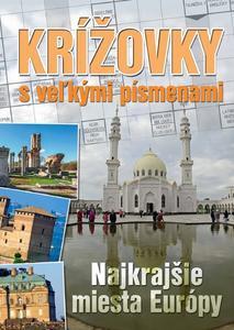 Obrázok Krížovky s veľkými písmenami Najkrajšie miesta Európy
