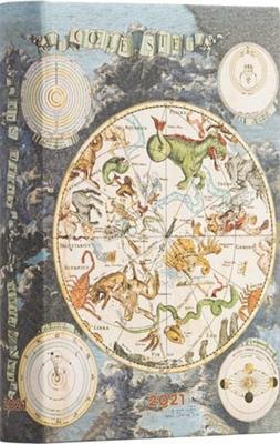 Diář Celestial Planisphere 2021 DAY