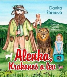 Obrázok Alenka, Krakonoš a lev