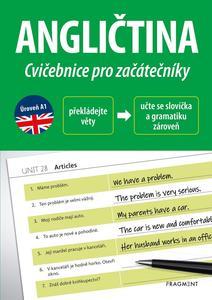 Obrázok Angličtina Cvičebnice pro začátečníky