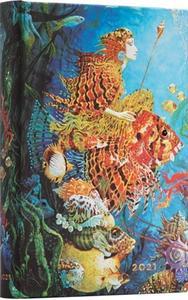 Obrázok Diář Sea Fantasies 2021 DAY
