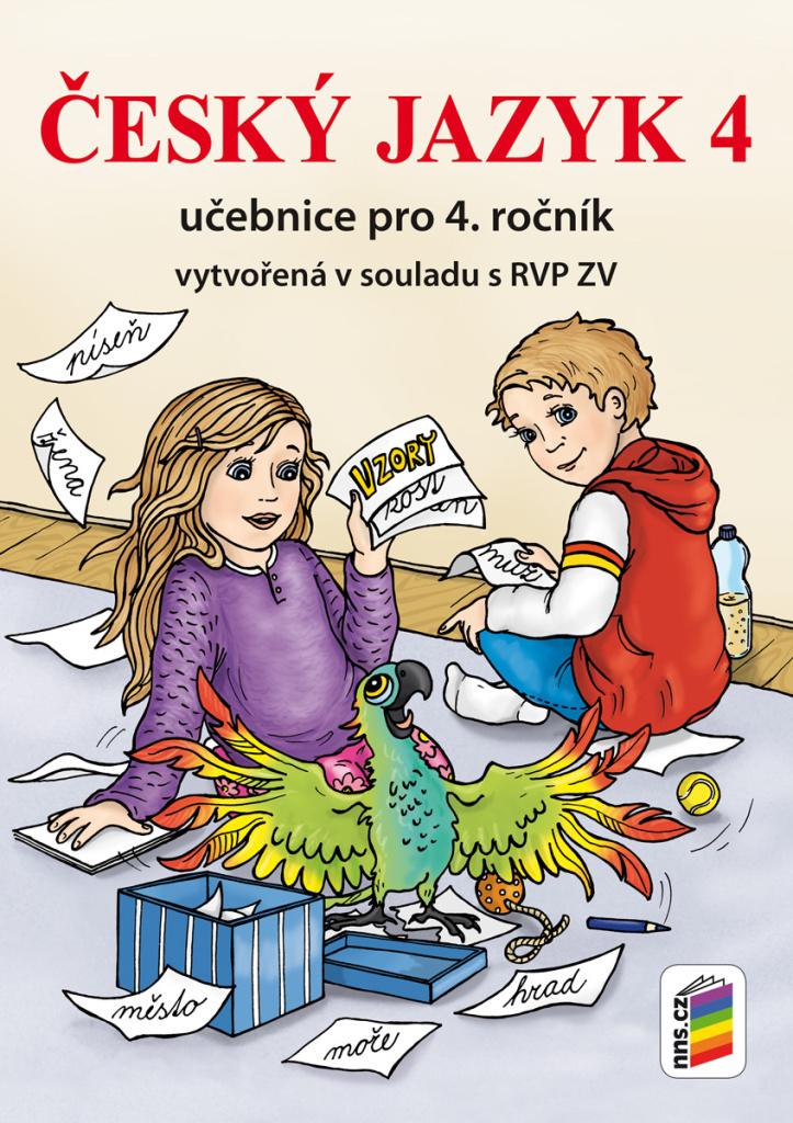 Český jazyk 4 učebnice pro 4 ročník