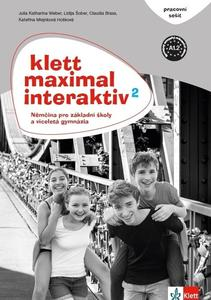 Obrázok Klett Maximal interaktiv 2 (Pracovní sešit)