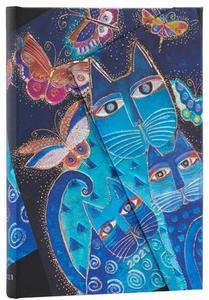 Obrázok Diář Blue Cats & Butterflies 2021 VSO
