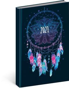 Obrázok Denní diář Cambio Fun 2021, Lapač snů