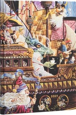 Diář Maiden Voyage 2021 HOR