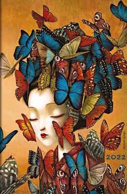 Obrázok Diář Madame Butterfly 2022