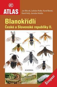 Obrázok Blanokřídlí České a Slovenské republiky II.