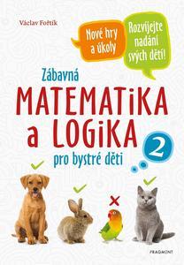 Obrázok Zábavná matematika a logika pro bystré děti 2