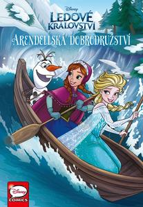 Obrázok Ledové království Arendellská dobrodružství